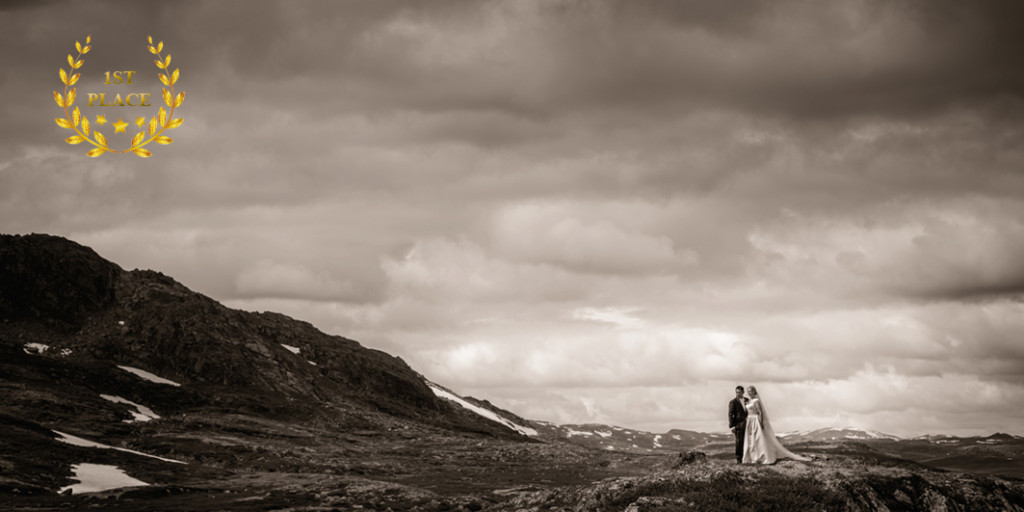 Award Winning Norway Wedding Photography by Paul Edmundson