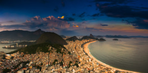 Copacabana-Sunset-By-Paul-Edmundson
