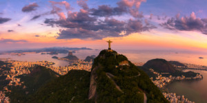 Corcovado-Sunset