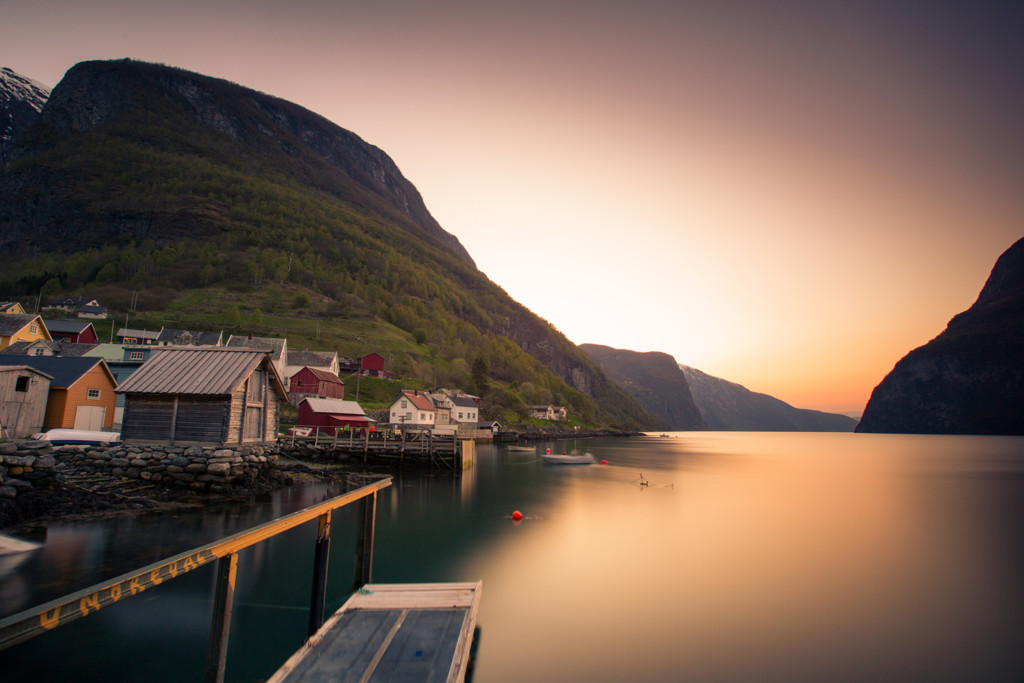 Undredal_By_Sunset_By_Paul_Edmundson