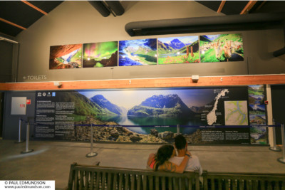 Photographer Paul Edmundson Creates Spectacular Nærøyfjorden World Heritage Park Exhibition